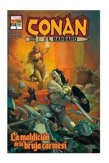 Conan El Barbaro - Jason Aaron- Panini Comics