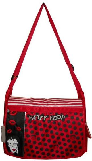 Bolso Morral Betty Boop Oficio Bdd005 Original