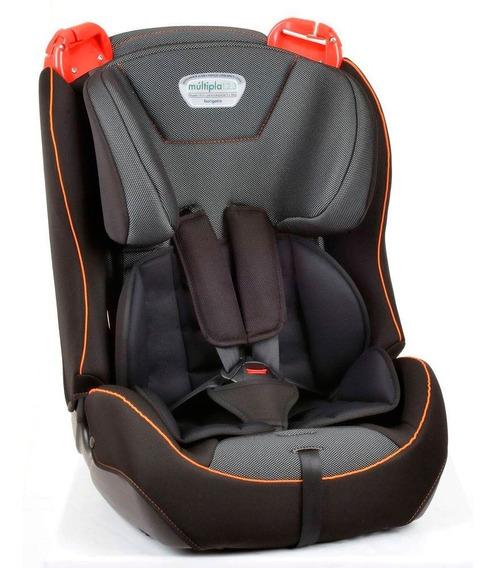 Cadeira Para Auto - De 09 A 36 Kg - Múltipla 1-2-3 - Cyber Orange - Burigotto