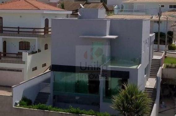 Casa Residencial À Venda, Residencial Fazenda Serrinha, Itatiba. - Ca1122