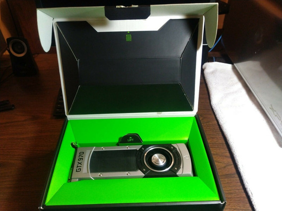 Nvidia Geforce Gtx 970 4gb Founders Edition
