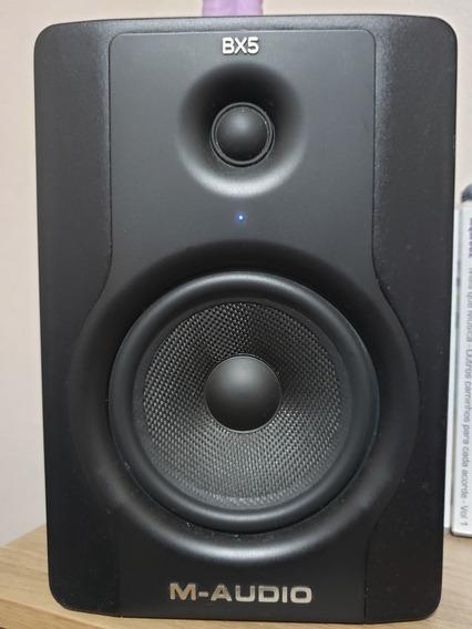 M Audio Bx5 D2 - O Conjunto!