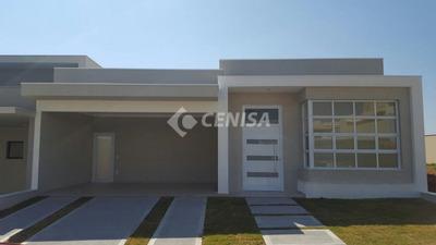 Casa Residencial À Venda, Condomínio Maria Dulce, Indaiatuba - Ca1105. - Ca1105