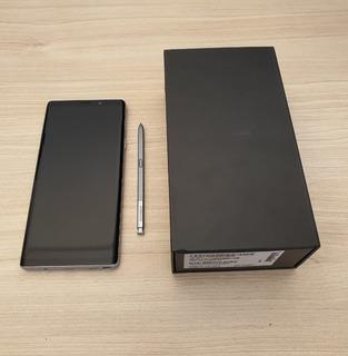 Celular Samsung Galaxy Note 9 512gb Prata