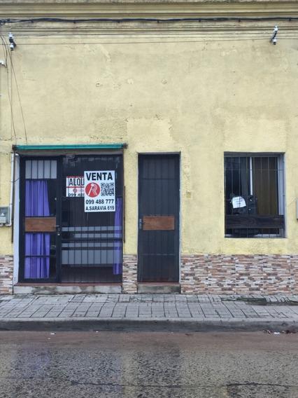 Venta Casa Centro De Melo Acepta Banco