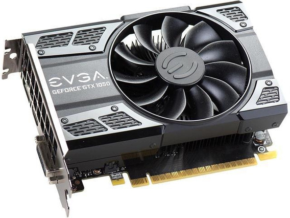 Evga Geforce Gtx 1050ti 4gb