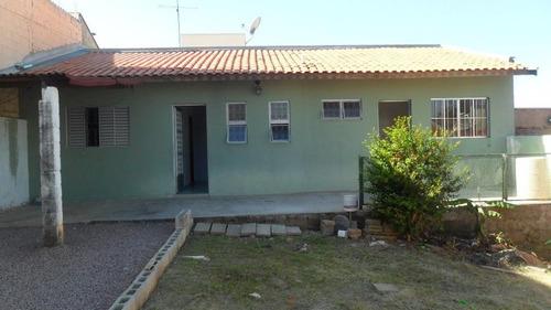 Casa Com 1 Dormitório À Venda, 50 M² - Loteamento Nova Espírito Santo - Valinhos/sp - Ca1203