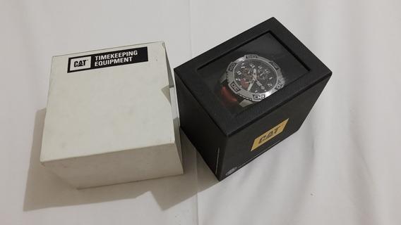 Relógio Caterpillar Timekeeping Equipmemt