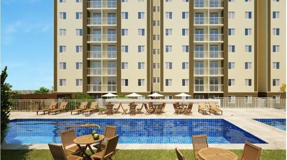 Apartamento Para Venda, 2 Dormitórios, Jd Europa - Vargem Grande Paulista - 189