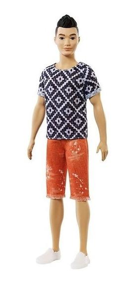 Ken Fashionistas 115 Boho Hip - Fxl62 - Mattel