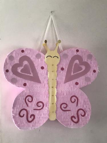 Imagen 1 de 2 de Piñatas Mariposa. Infantiles  Cumpleaños. Allegracotillones.