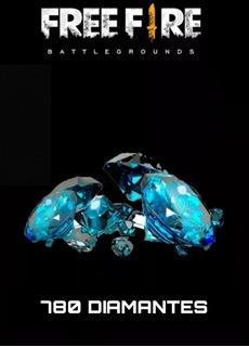 520 Diamantes Free Fire (+260 Primera Recarga) Envío Rápido