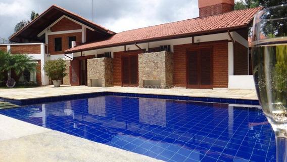 Casa Com 6 Dormitórios À Venda, 642 M² Por R$ 1.680.000 - Granja Viana - Cotia/sp - Ca5000
