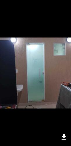 Imagem 1 de 5 de Portas,janelas, Portões Tudo De Alumínio E Blindex, Espelhos