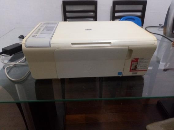 Impressora Multifuncional Hp Deskjet F4280