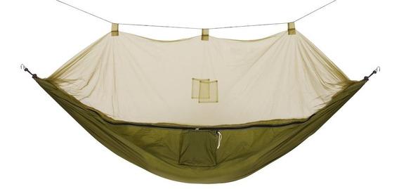Rede Camping Com Mosquiteiro Amazon Suporta 150kg Guepardo