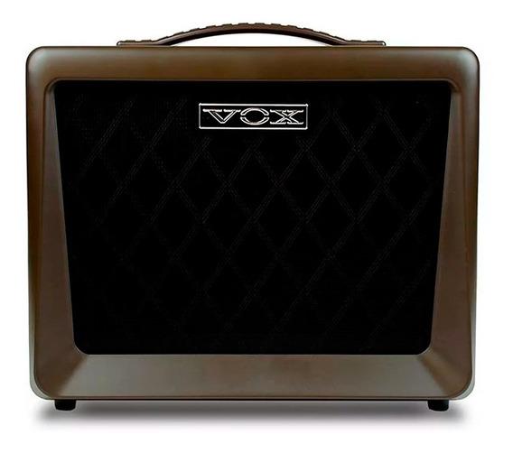 Amplificador De Acustica Vox Vx50 Series Vx50ag 50w + Envio