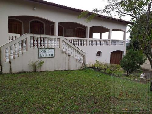 Chácara Para Venda Em Itatiba, Terras De São Sebastião, 4 Suítes, 1 Banheiro, 4 Vagas - Ch0002_2-1139655