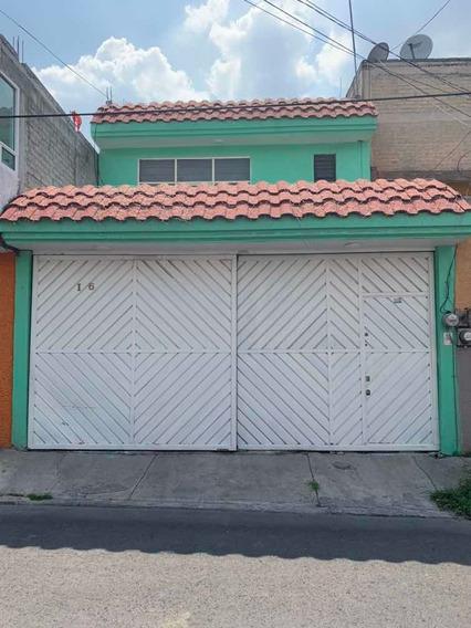 Renta De Casa En Iztapalapa