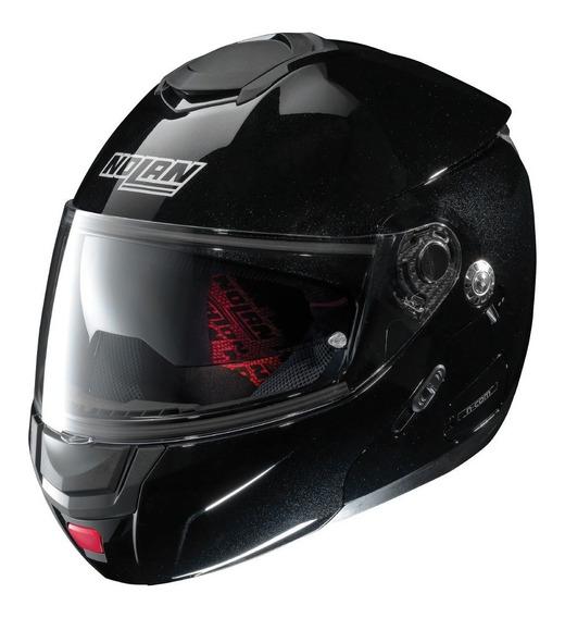 Casco Moto Rebatible Nolan Doble Visor N90-2 Special N-com