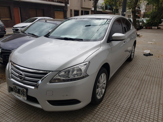 Nissan Sentra Sentra Pure Drive Año 2015 #1