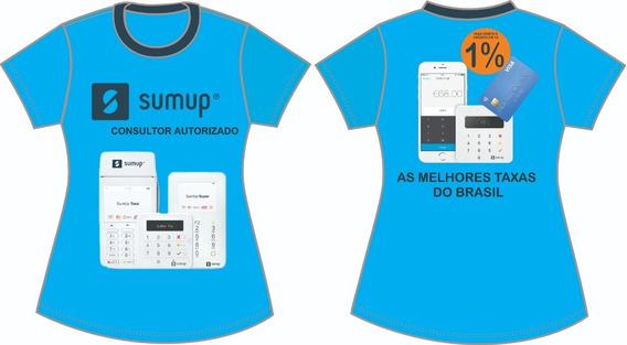 Camisa Consultor Autorizado Sumup