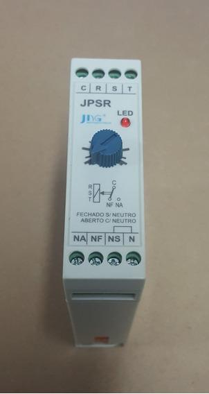 Rele Falta De Fase Jng Trif Jpsr 380v