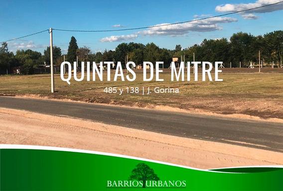 Emprendimiento Quintas De Mitre | 485y138 ( J. Gorina )