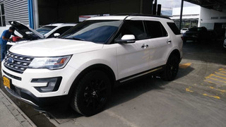 Ford Explorer Limited 4x4 3.5 2017 37348km