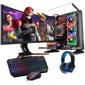 Pc Gamer 1 Armada Nvidia Geforce Gtx 1650 4gb I3 8100 1tb 3