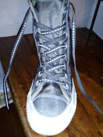 Zapatillas Converse35 Gris Importadas Originales