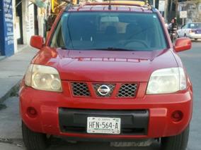 Nissan X-trail 2.5 Le Comfort Mt 2006