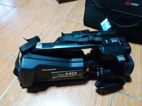 Filmadora Panasonic Ac8 Profissional