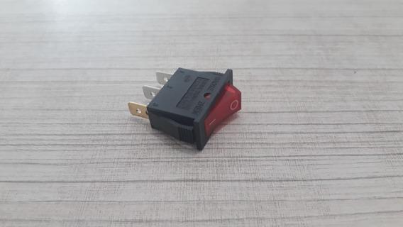 Interruptor Vermelho 20a 125/16a 250vac Cadence