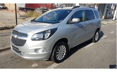 Chevrolet Spin 1.8 Lt Manual 2016