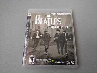 The Beatles Rock Band Original Para Ps3