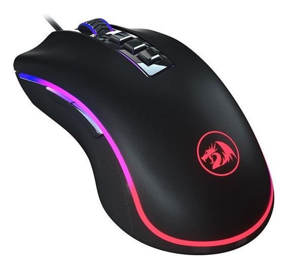 Mouse Gamer Redragon King Cobra Chroma M711-fps Rgb 24000 Dp