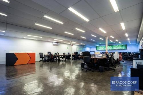 Casa Comercial Para Alugar, 300m² - Jardim Paulistano - São Paulo/sp - Ca0065