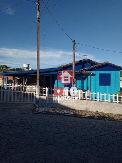 Casa Com 3 Dormitórios À Venda, 50 M² - Santana - Urussanga/santa Catarina - Ca1443
