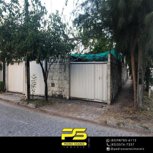Terreno À Venda, 528 M² Por R$ 2.100.000,00 - Jardim Atlantica - Cabedelo/pb - Te0185