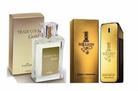 1 Million - Perfume Traduções Gold (hinode) Original