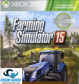 Farming Simulator 15, Midia Digital/ Xbox360