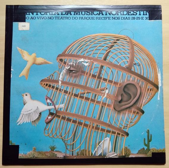 1 Cantoria Da Musica Nordestina Ao Vivo Teatro 1978 Lp Vinil