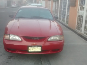 Ford Mustang 4.0 Coupe V6 Mt