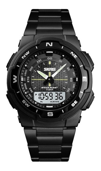 Relógio Original Skmei Funcional Ana Digi Frete Gratis Caixa