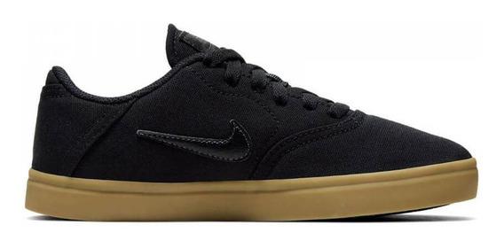 Tênis Infantil Nike Sb Check Canvas 905373-405