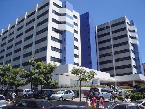 Sala Comercial Para Locação Em Salvador, Caminho Das Árvores, 2 Banheiros, 3 Vagas - Ms1094_2-1057505