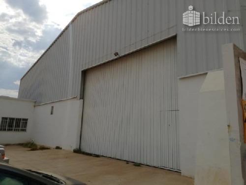 Imagen 1 de 7 de Bodega Comercial En Renta Ciudad Industrial