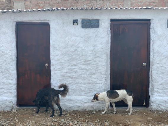 Alquiler Cuarto Habitación En Lomas De Huanchaco