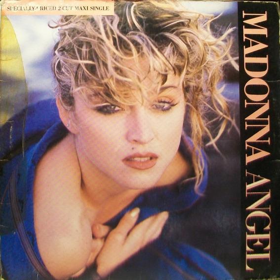 Madonna - Specially Maxi Single Disco Vinilo Maxi